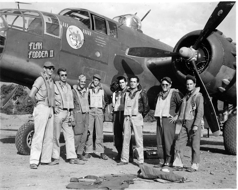 WTB & Flak Fodder II Crew