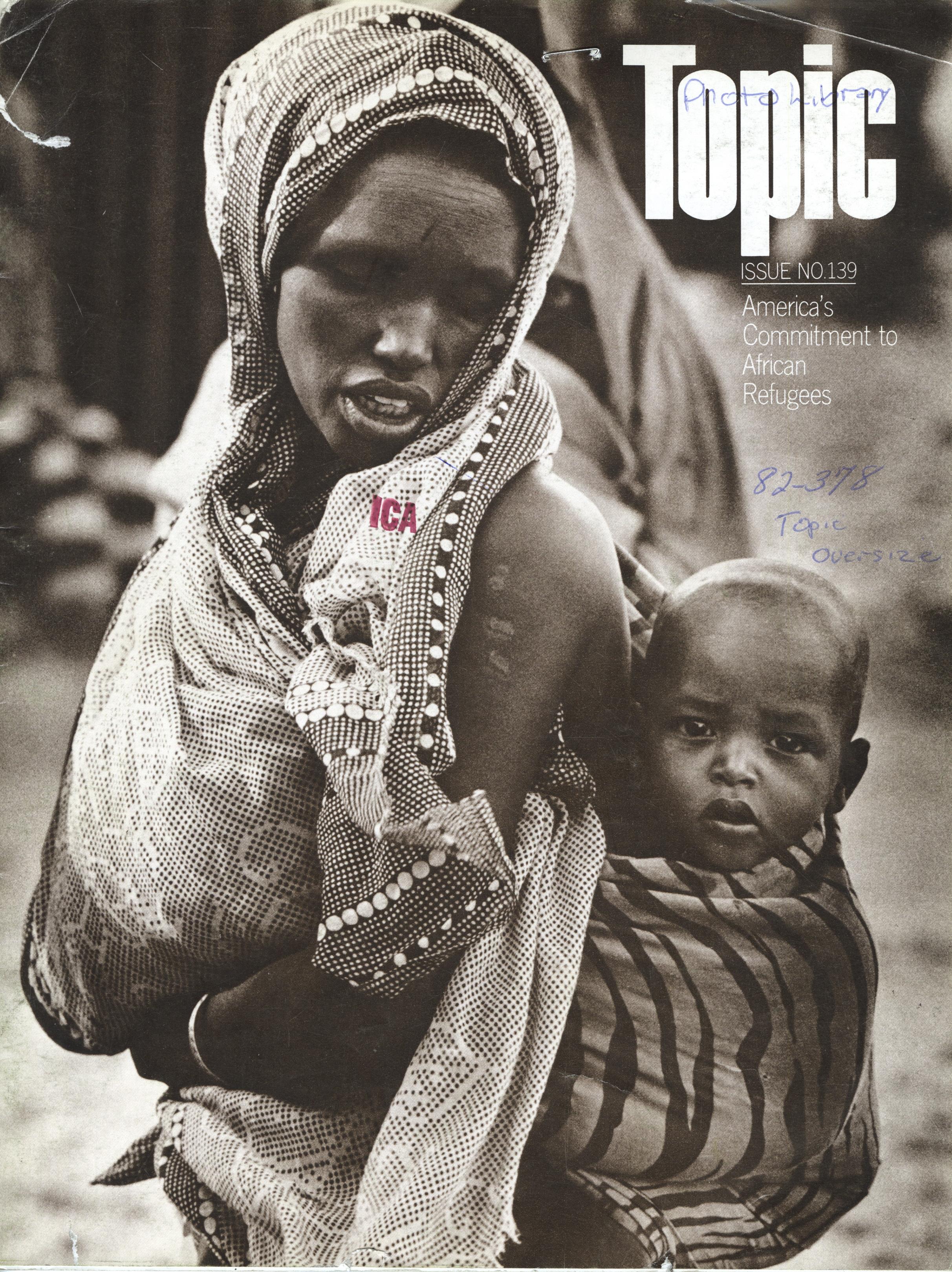 Topic Magazine, Issue 139