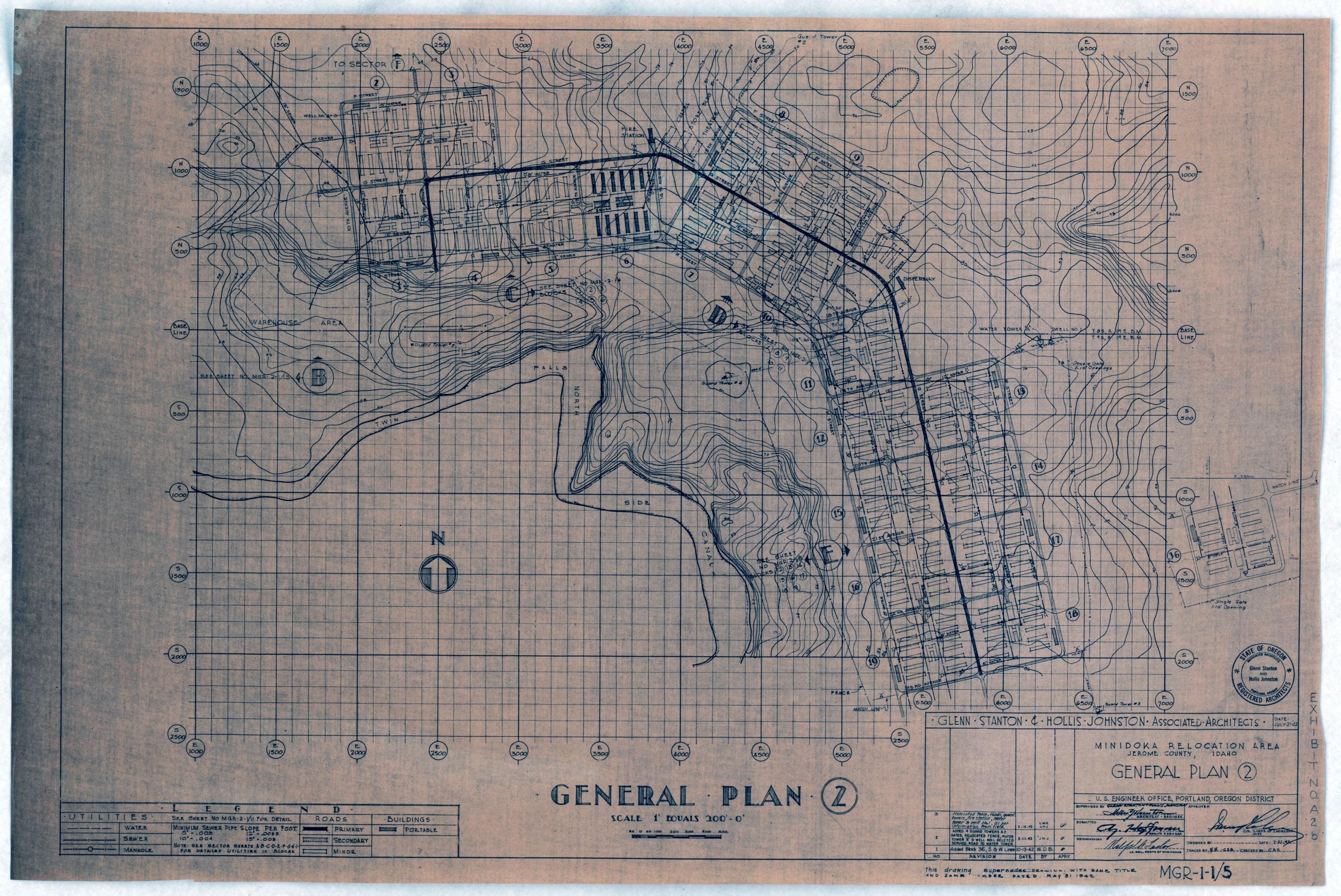 Idaho- Minidoka- General Plan 2