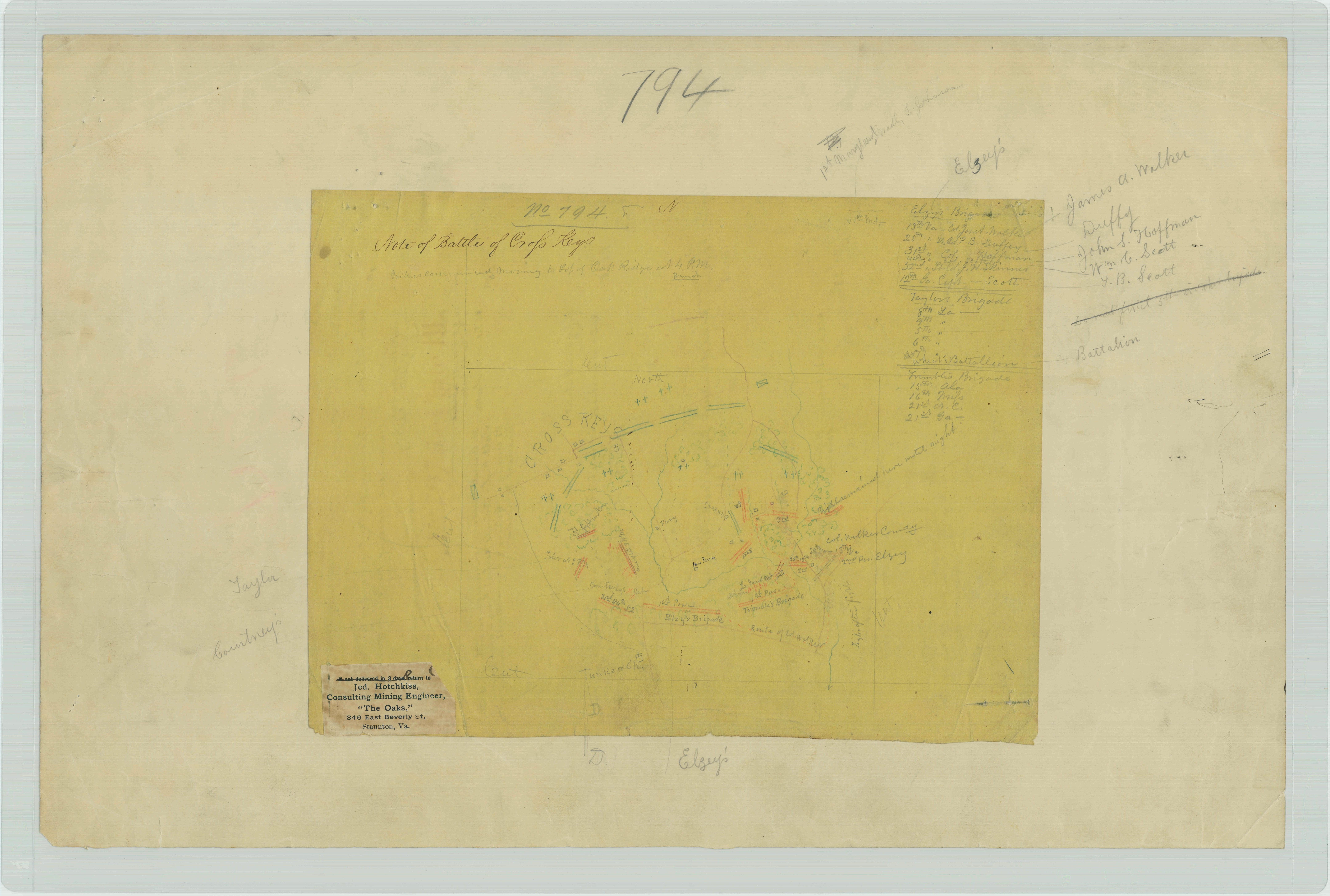RG94_CivilWarAtlasManuscript_Plate111_Map2-front